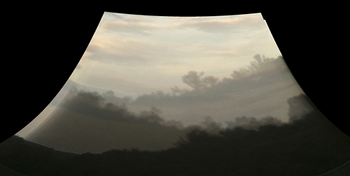 Image file: 'Screamer Mountain 2012 (Clouds) '